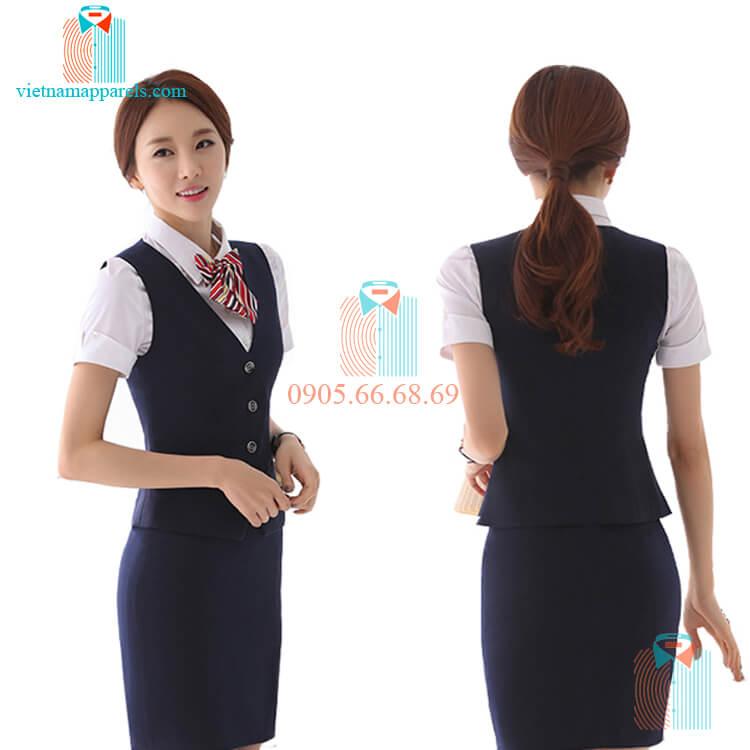 Đồng phục ngân hàng Việt Nam