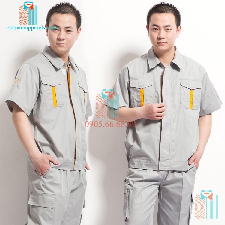 Đồng phục công nhân Việt Nam