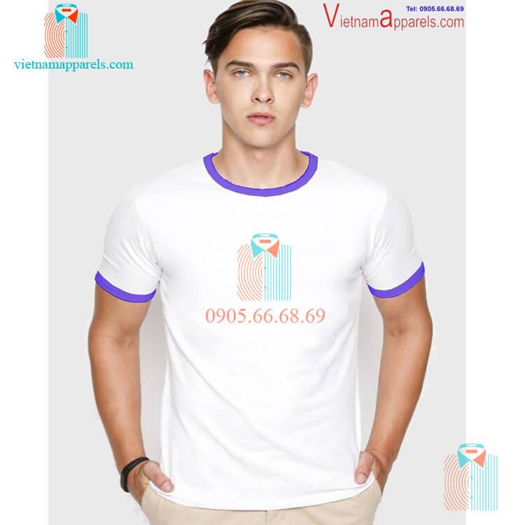Áo phông 100% cotton chất lượng cao