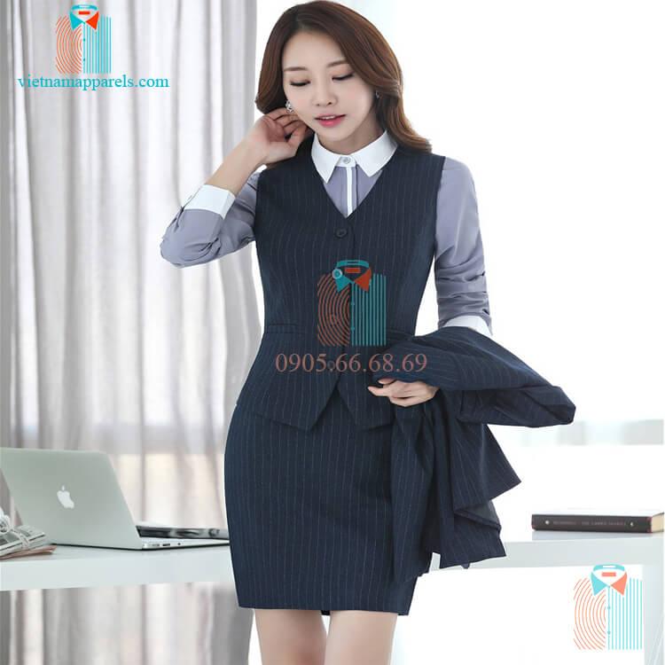 Đồng phục văn phòng Việt Nam